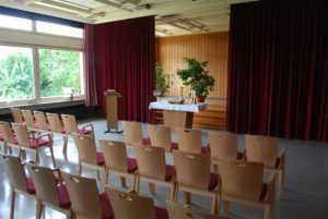 Gemeindehaus Otterheide Wochengottesdienst