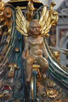 Was wäre der Barock ohne seine Engel