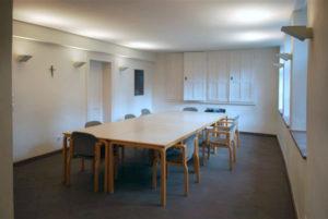 Frühherrenhaus - heller Tagungsraum