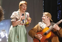 »Nichts als die Wahrheit« - Uraufführung 2009 des Volxtheaters Bethel