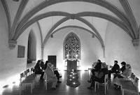 Thomasmesse - »Raum der Stille«