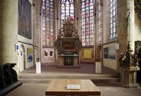 """""""Zeitgenössische Kunst zur Bibel"""" Ausstellung 2012"""